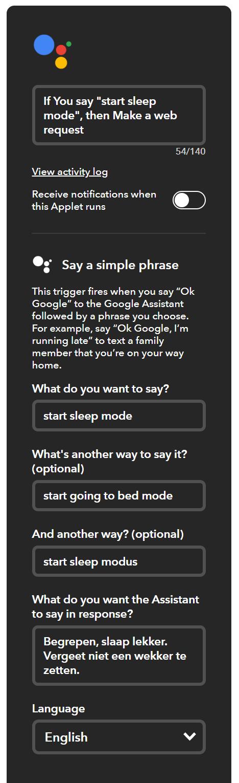 Hey Google! Time to sleep 💤 - Student Techlife
